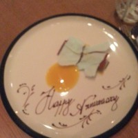 Chocolate Anniversary Butterfly