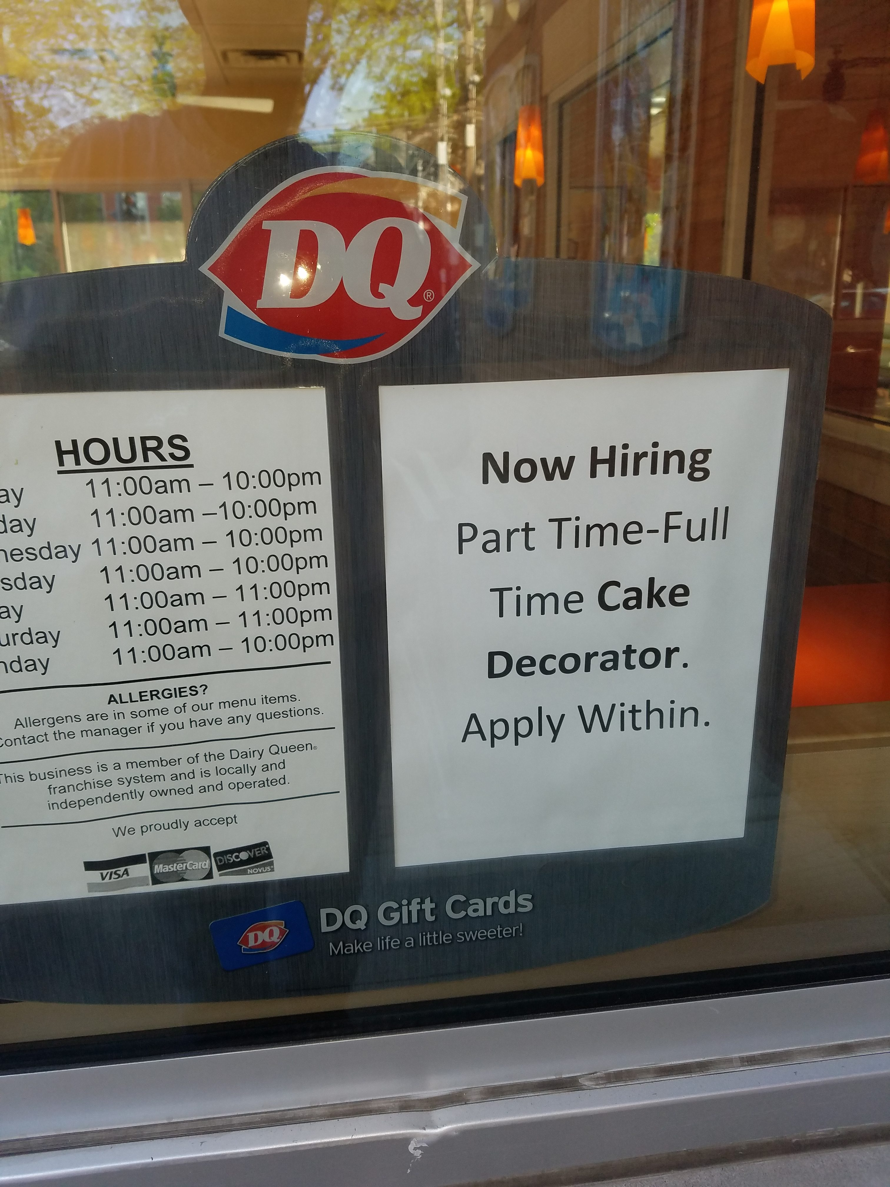 The Perfect Job?