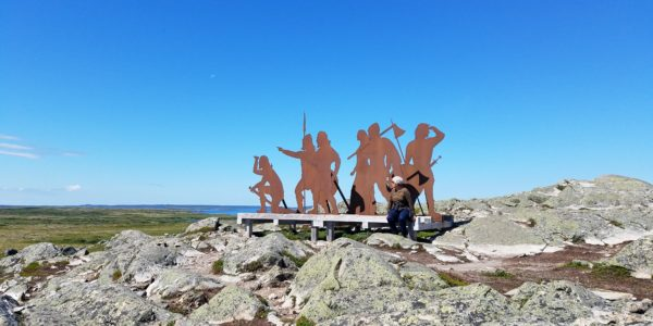 VIkingSculpture