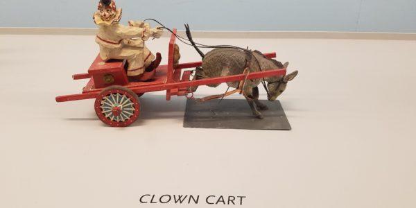 Early Clown Car