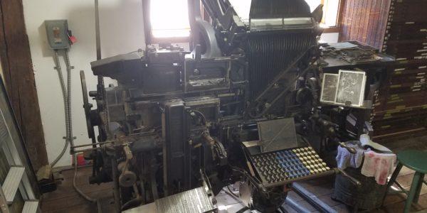 LinotypeMachine