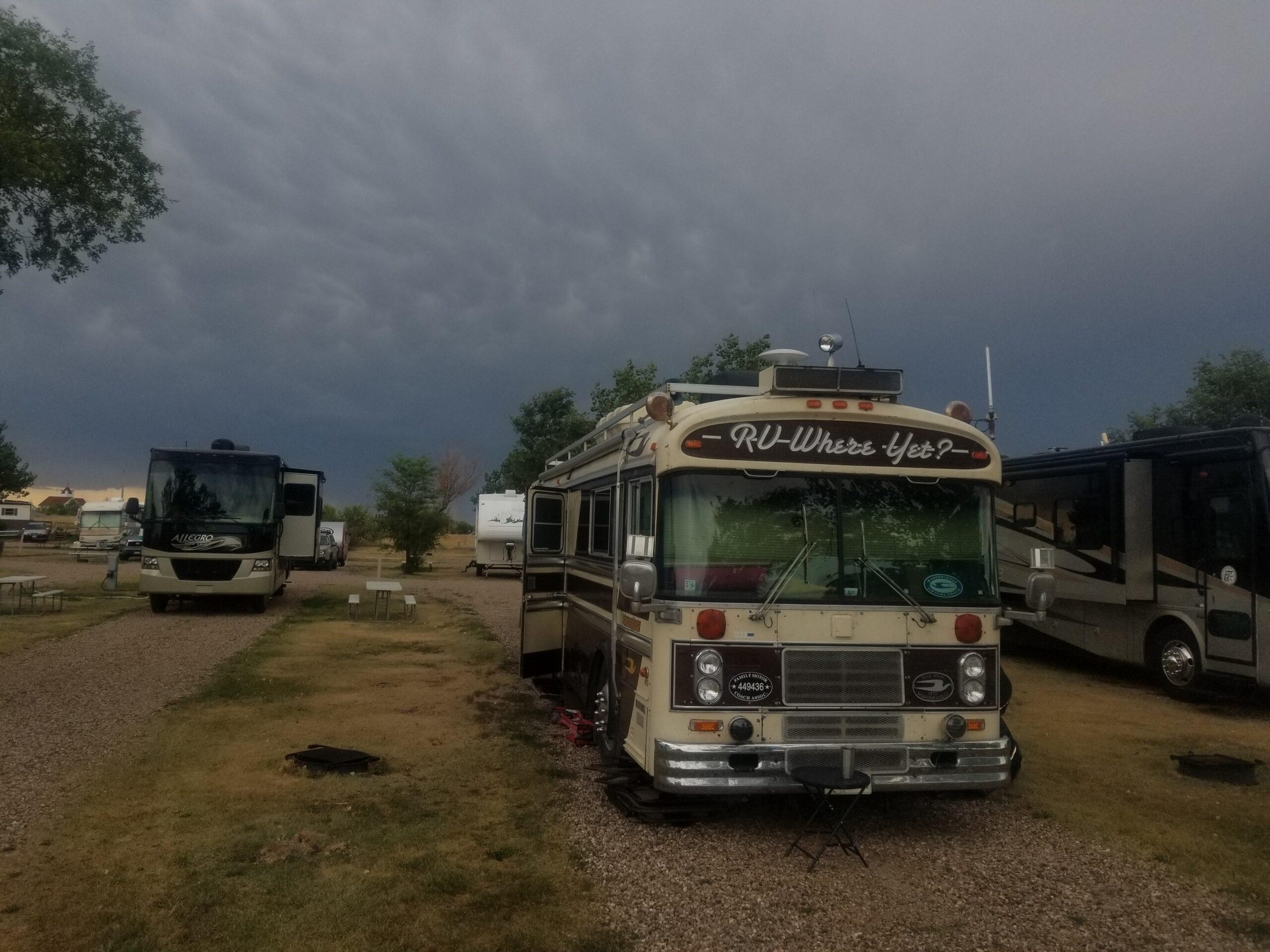 BadlandsRainstorm