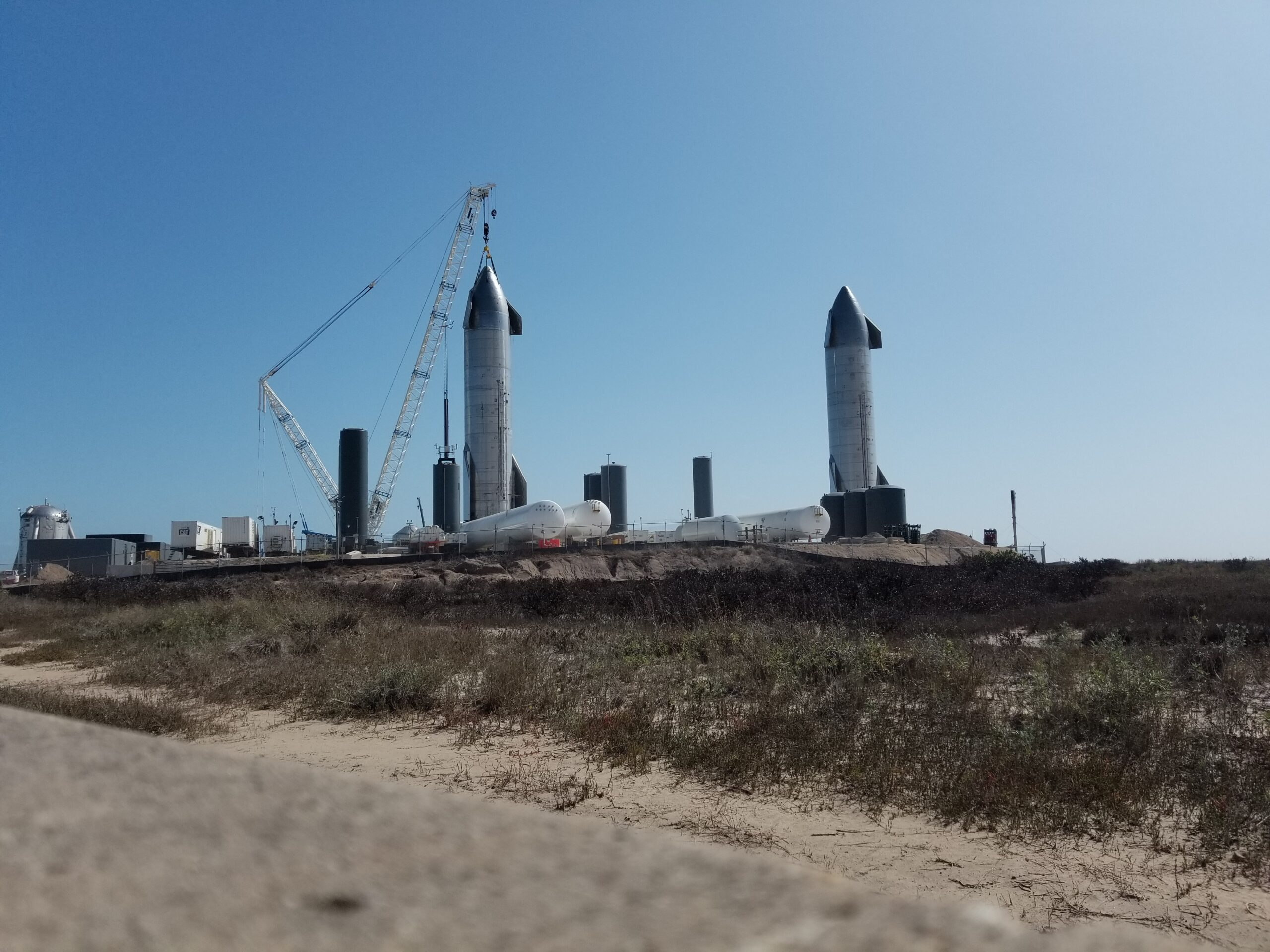 SpaceXFacility